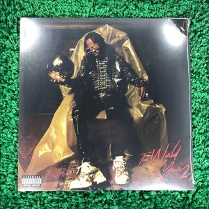 Rich The Kid The World is Yours 2 Vinyl